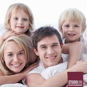 90 Min. Fotoshoot (Family/Kids) & Make-Up nur 39,90 €