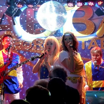 1 Ticket für die Dinner-Show 'A Tribute to Abba' ab 55,- € (statt 69,- €)