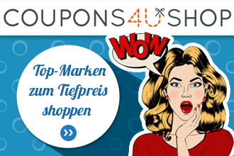 COUPONS4U Shop CTA