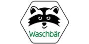 Waschbär-Logo