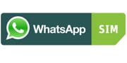 WhatsApp SIM-Logo