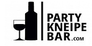 Party Kneipe Bar-Logo