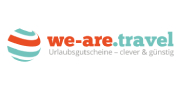 we are travel-Logo