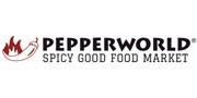 Pepperworld Hot Shop-Logo