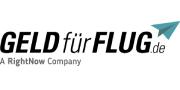 Geld für Flug-Logo