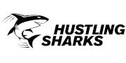 Hustling Sharks-Logo