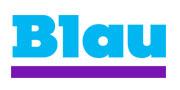 blau.de-Logo