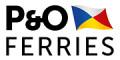 Logo von P&O Ferries