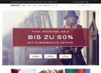 GANT-Screenshot