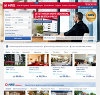 HRS-Homepage