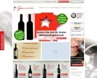 Genussreich-Homepage
