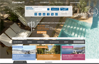 Club Med-Homepage