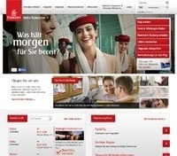 Emirates -Homepage