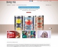 Kusmi Tea-Screenshot