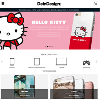 DeinDesign-Homepage