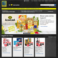 EDEKA-Screenshot