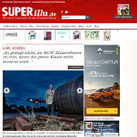 SUPERillu-Homepage