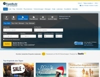 Expedia-Screenshot