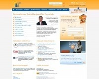 ILS Fernschule-Homepage