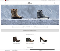 Clarks-Homepage