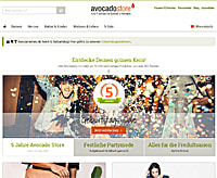 Avocado Store-Homepage