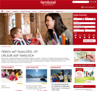 familotel-Homepage