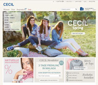 Cecil-Homepage