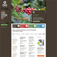 Coffee Circle -Homepage