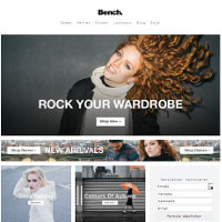 Bench-Homepage