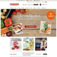 3PAGEN-Homepage