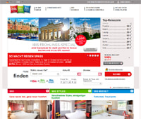 ibis Hotels-Screenshot