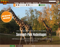 Serengeti Park-Screenshot