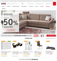 xxxl online shop gutschein 25 rabatt gutscheincodes im. Black Bedroom Furniture Sets. Home Design Ideas