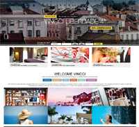 Vincci Hotels-Screenshot