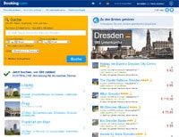 Booking.com-Homepage