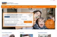 ImmobilienScout24-Homepage