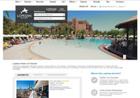 Lopesan Hotels-Homepage