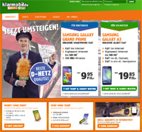 klarmobil-Screenshot