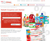 Henkel-Screenshot