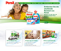 Persil-Screenshot