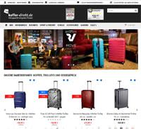 Koffer direkt gutscheincode eingeben