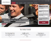 Steigenberger-Homepage