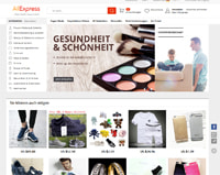 AliExpress-Homepage