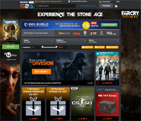 G2A-Homepage