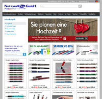 National Pen-Homepage
