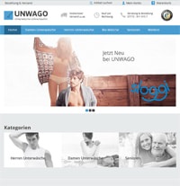 UNWAGO-Screenshot