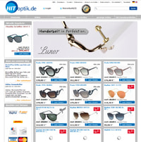 HIT-Optik-Homepage