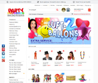 Party-Discount-Homepage