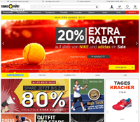 Tennis Point-Homepage