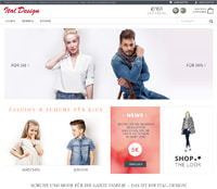 Ital Design-Homepage
